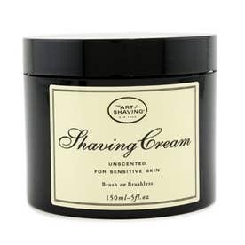 シェーブジェル 150ml シェービングクリーム - 無香料 ( 敏感肌用 )