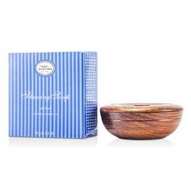 シェーブジェル 95g シェービングソープ(皿付き) - ラベンダーエッセンシャルオイル(敏感肌用)