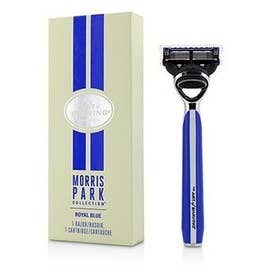 剃刀 1pc モリスパークコレクション レーザー - ロイヤルブルー