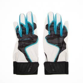 メンズ 野球 バッティング用手袋 バッティング手袋(柄) 両手 TR-8BA1089GL