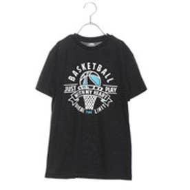 ジュニア バスケットボール 半袖Tシャツ 8KW4009TS TR-8KW4009TS