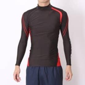 サッカー長袖インナーシャツ TR-8SW1795UTロンク ブラック (ブラック)