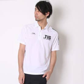 テニスシャツ  TR-2TW1706PS ホワイト (ホワイト)