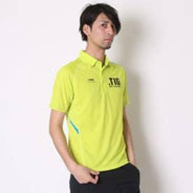 テニスシャツ  TR-2TW1706PS グリーン (ペールグリーン)