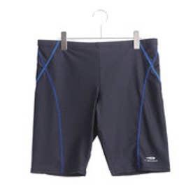 メンズ 水泳 フィットネス水着 ゆったりサイズ TR-3S1028SSY F【返品不可商品】