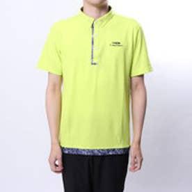 メンズ ゴルフ 半袖シャツ ゆったりサイズ有り TR-1H1018B