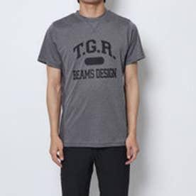 メンズ 陸上/ランニング 半袖Tシャツ カレッジプリントTシャツ MカチオンカレッジPTTSS ビームス デザイン