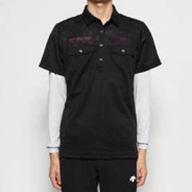 メンズ ゴルフ セットシャツ TR-1L1519RYP