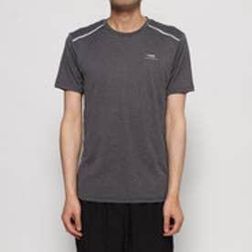 メンズ 陸上/ランニング 半袖Tシャツ TR-3R1509TS DGY