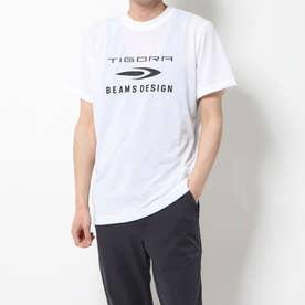 メンズ 陸上/ランニング 半袖Tシャツ TIGORA/BEAMS DESIGN ドライロゴTシャツ TR-9P1350TS