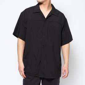 メンズ 半袖シャツ ドライ開襟シャツ(半袖) TR-9P1560SH