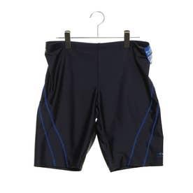 メンズ 水泳 フィットネス水着 ゆったりサイズ TR-3S1020SSY F 【返品不可商品】