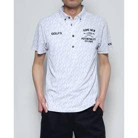 メンズ ゴルフ 半袖シャツ TR-1H1150B-G5