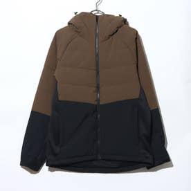 メンズ 中綿ジャケット TR-9A1910IJ (ブラウン)