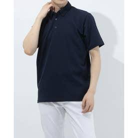 メンズ 半袖機能ポロシャツ TR-9A1371PS SM (ネイビー)