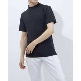メンズ ゴルフ 半袖シャツ TR-1H1151H (ブラック)
