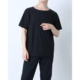 メンズ 陸上/ランニング 半袖Tシャツ TR-3R1251ZP BK (ブラック)