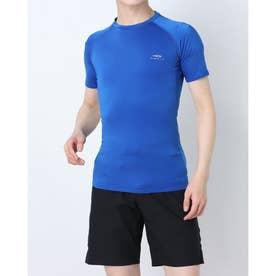 メンズ サッカー/フットサル 半袖インナーシャツ TR-8SW1219UT (ブルー)