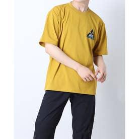 メンズ アウトドア 半袖Tシャツ TR-9P1321TS (イエロー)