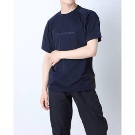 メンズ 陸上/ランニング 半袖Tシャツ TR-9P1221TS (ネイビー)