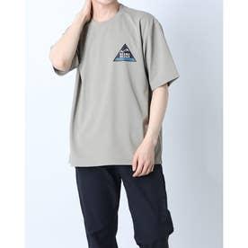 メンズ アウトドア 半袖Tシャツ TR-9P1321TS (ベージュ)
