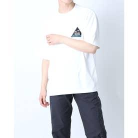 メンズ アウトドア 半袖Tシャツ TR-9P1321TS (ホワイト)