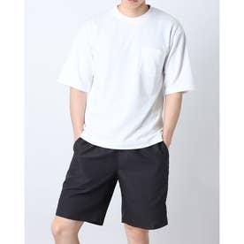 メンズ 半袖Tシャツ TR-9C1461TS (ホワイト)