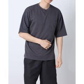 メンズ 半袖Tシャツ TR-9C1461TS (グレー)