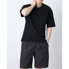 メンズ 半袖Tシャツ TR-9C1461TS (ブラック)