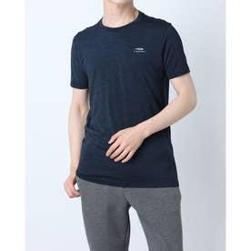メンズ 陸上/ランニング 半袖Tシャツ TR-3R1211TS (ネイビー)