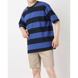 メンズ 陸上/ランニング 半袖Tシャツ TR-9P1231TS (ブラック)