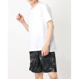 メンズ 陸上/ランニング 半袖Tシャツ TR-3R1261TS OWH (ホワイト)