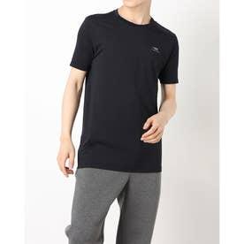 メンズ 陸上/ランニング 半袖Tシャツ TR-3R1211TS (ブラック)