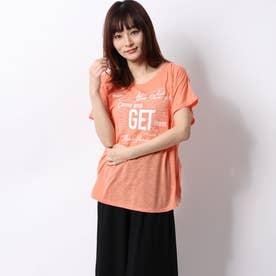 レディース フィットネス 半袖Tシャツ TR-3F2010TSドル