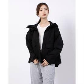 SMART マウンテンジャケット レディース ウインドフルジップ TR-9C2600HJ (ブラック)