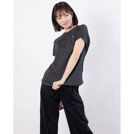 レディース 陸上/ランニング 半袖Tシャツ TR-3R2201TS BK (ブラック)
