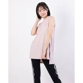 レディース 陸上/ランニング 半袖Tシャツ TR-3R2231TT (ピンク)