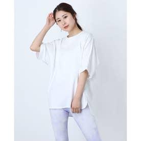 レディース 半袖Tシャツ TR-9C2451TS (ホワイト)