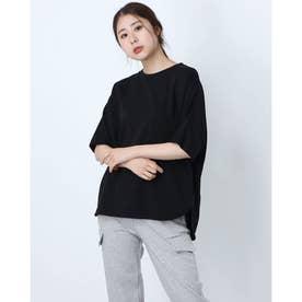 レディース 半袖Tシャツ TR-9C2451TS (ブラック)