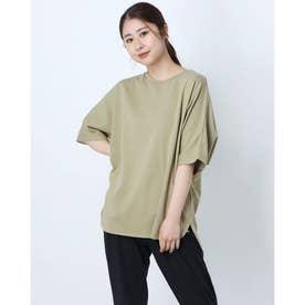レディース 半袖Tシャツ TR-9C2451TS (カーキ)