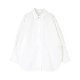 ベーシックチュニックシャツ (オフホワイト)