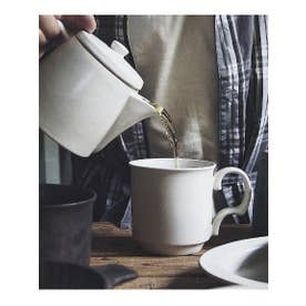 ANCIENTPOTTERYマグカップ (ホワイト)