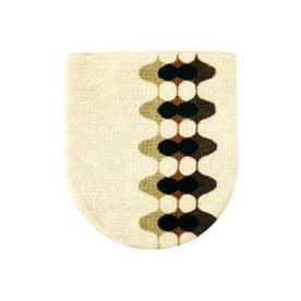 Moltke (モルトケ) トイレフタカバー (ブラウン(042))