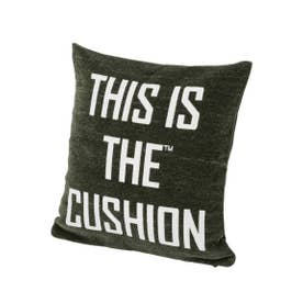 INSIDE CUSHION クッション中材付き45×45 [THIS IS] (カーキ(001))