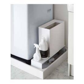 tower (タワー) 伸縮洗濯機排水口上ラック (ホワイト)