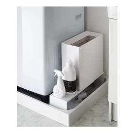 tower (タワー) 伸縮洗濯機排水口上ラック (ホワイト(001))