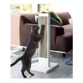 tower (タワー) 猫の爪とぎスタンド (ホワイト)