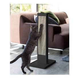 tower (タワー) 猫の爪とぎスタンド (ブラック(019))
