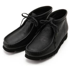 CLARKS WallabeeBT (ブラック)