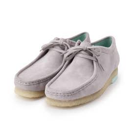 CLARKS Wallabee ブーツ 26155514 (グレー)